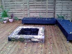 Sheffield Landscape Gardener Decking Landscaping